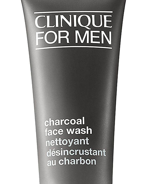 clinique for men charcoal cleanser