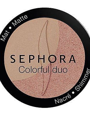 Sephora Collection Colourful Duo Eye Shadow - 09 Up The Ante