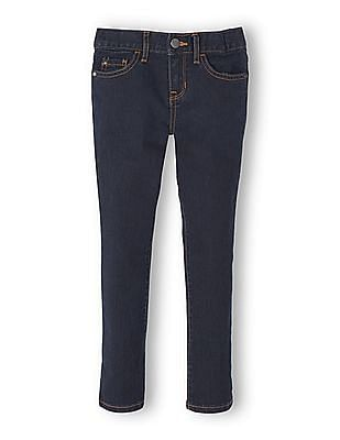 The Children's Place Girls Skinny Jeans Blueberry