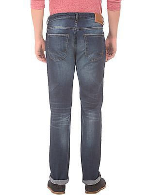 Aeropostale Slim Straight Fit Stretch Jeans