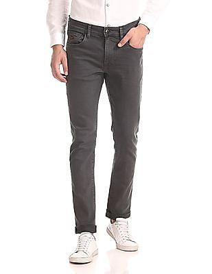95c866b7b4c U.S. Polo Assn. Denim Co. Brandon Slim Tapered Fit Rinsed Jeans. SHOP NNNOW