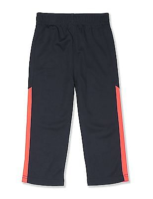 The Children's Place Toddler Boy Place Sport Contrast Panel Mesh Pants