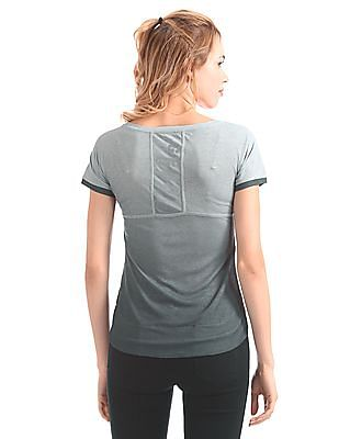 SUGR Ombre Active Knit Top