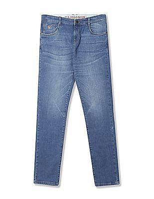 7beb1cf9b12 Buy Boys UKJN5431 Me. Blue Boys Jeans online at NNNOW.com