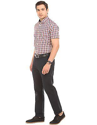 Arrow Sports Check Regular Fit Shirt