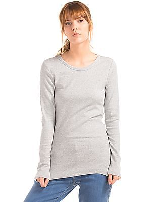 GAP Modern Long Sleeve Crew Tee