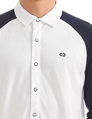 Colt Regular Fit Pique Shirt