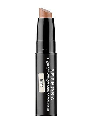 Sephora Collection Highlight Lowlight Face Contour Duo - 01 Light