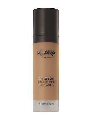 Klara Cosmetics CC Cream - Very Dark 05