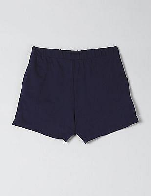 GAP Girls Elasticized Waist Knit Shorts