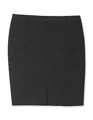 Arrow Woman Heathered Pencil Skirt