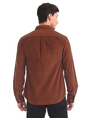 Cherokee Regular Fit Corduroy Shirt