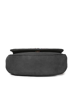 U.S. Polo Assn. Women Interlock Pattern Sling Bag