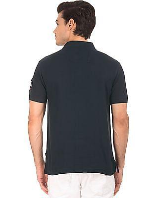 Nautica Slim Fit Pique Polo Shirt