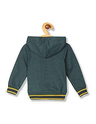 Donuts Boys Hooded Printed Sweatshirt