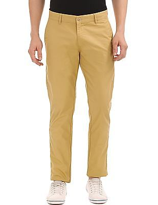 Ruggers Printed Modern Fit Trousers