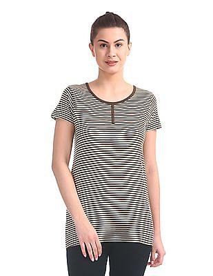 SUGR Round Neck Short Sleeve T-Shirt