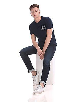 U.S. Polo Assn. Denim Co. Regular Fit Henley T-Shirt