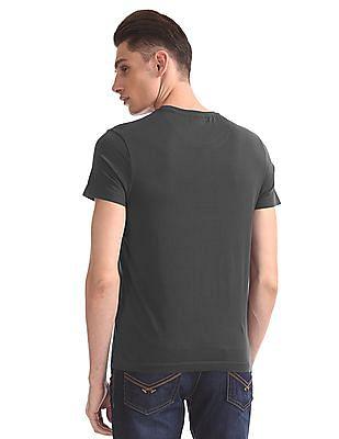 U.S. Polo Assn. Denim Co. Standard Fit Printed Shirt
