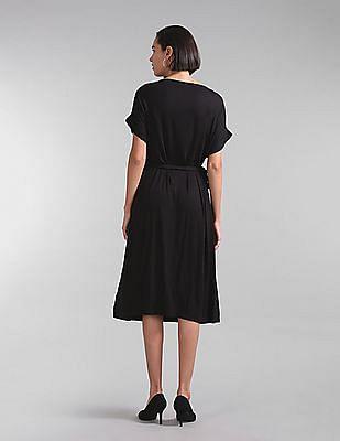 GAP Belted Midi Dress