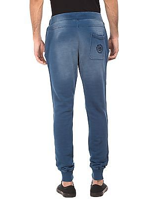 U.S. Polo Assn. Denim Co. Slim Fit Washed Joggers