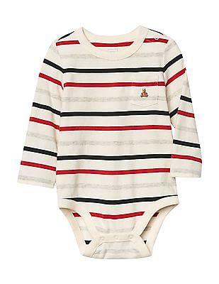 GAP Baby Bright Stripe Bodysuit