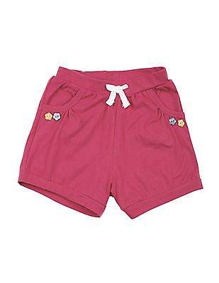 Cherokee Girls T-Shirt And Shorts Set