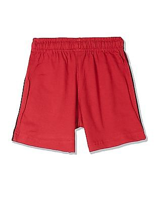 Day 2 Day Boys Solid Knit Shorts