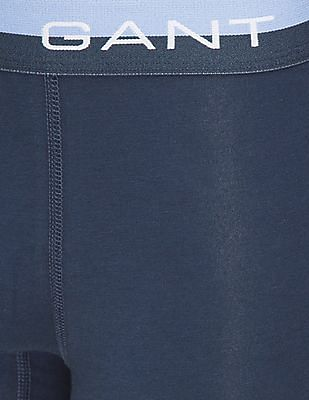Gant Cotton Stretch Trunks - Pack Of 2