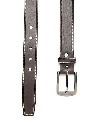 Excalibur Textured Leather Belt