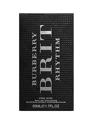 BURBERRY Brit Rhythm For Him Eau De Toilette Natural