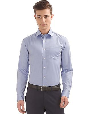 15938cd088 Formal Shirts for Men - Buy Men's Formal Shirts Online - NNNOW