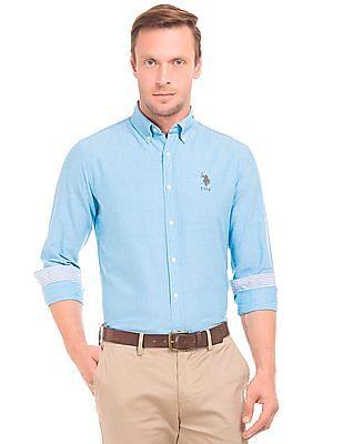 U.S. Polo Assn. Button Down Oxford Shirt