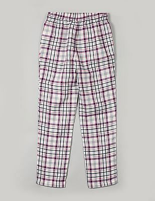 GAP Girls Grey Printed PJ Pants