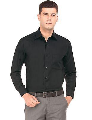 Arrow Regular Fit Cutaway Collar Shirt