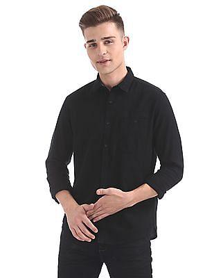 Ed Hardy Slim Fit Twill Shirt