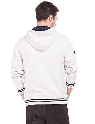 U.S. Polo Assn. Denim Co. Slim Fit Hooded Sweatshirt