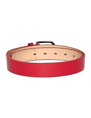 SUGR Metallic Buckle Solid Belt