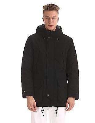 Nautica Hooded Down Parka Jacket