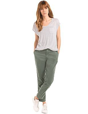 GAP Girlfriend Twill Stripe Chino