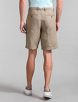 "GAP 10"" Chino Shorts In Linen-Cotton"