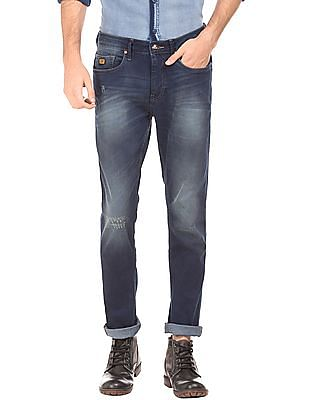 Ed Hardy Mid Rise Super Slim Fit Jeans