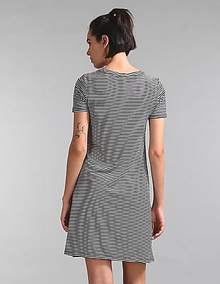 GAP Striped Knit Dress