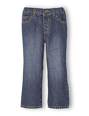 The Children's Place Toddler Boy Blue Loose Jeans