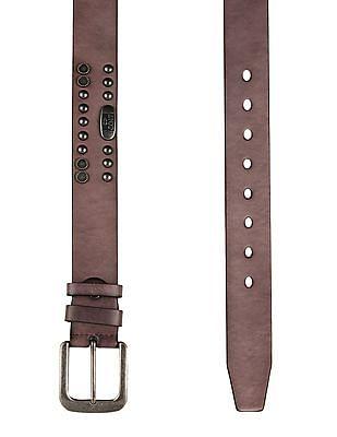 Colt Studded Burnished Belt