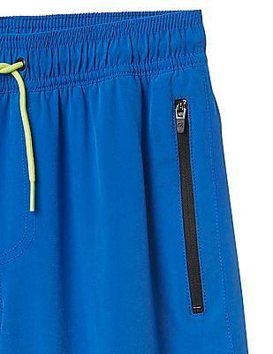 GAP Boys Gapfit Print Quick Dry Shorts