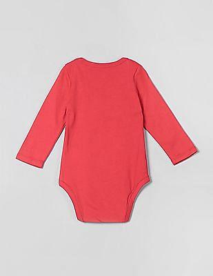 GAP Baby Graphic Long Sleeve Bodysuit