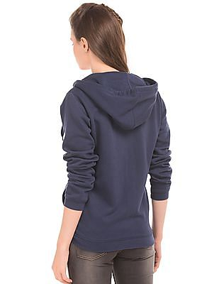 Cherokee Full Zip Hooded Sweatshirt