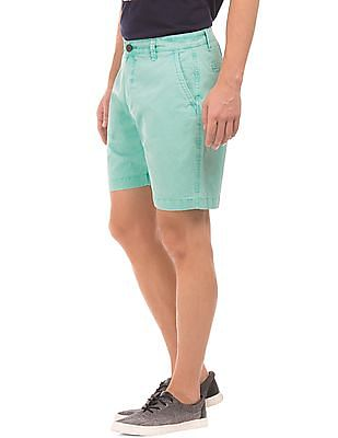 Aeropostale Mid Rise Chino Shorts