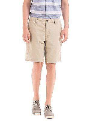 Aeropostale Regular Fit Chino Shorts